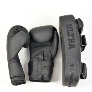 Boxing Combo Head Gear,Knee Instep,Arm & Focus Pad